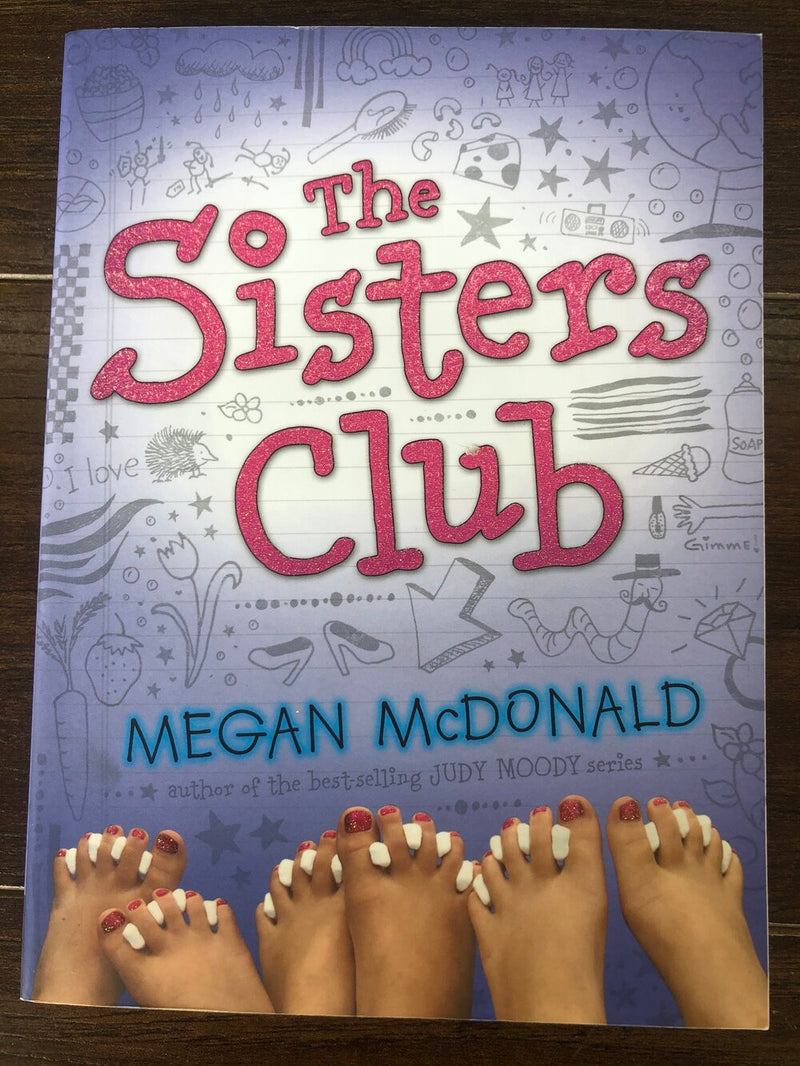 The sisters club - kids book