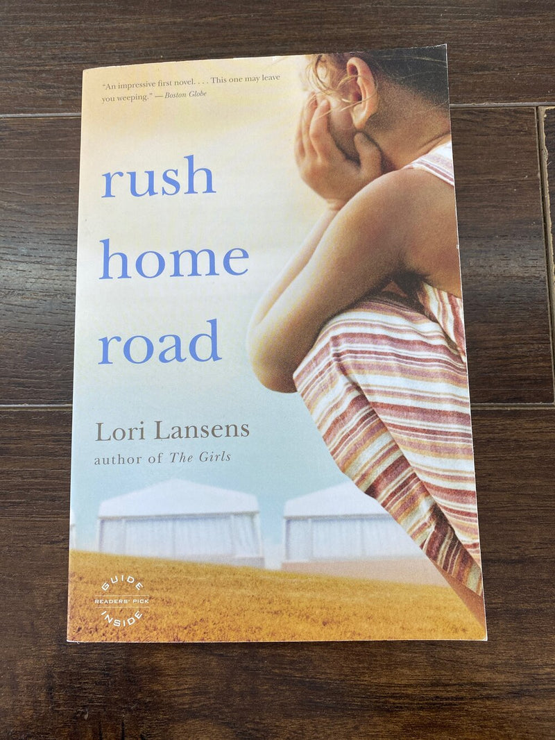 rush home road - Adult book