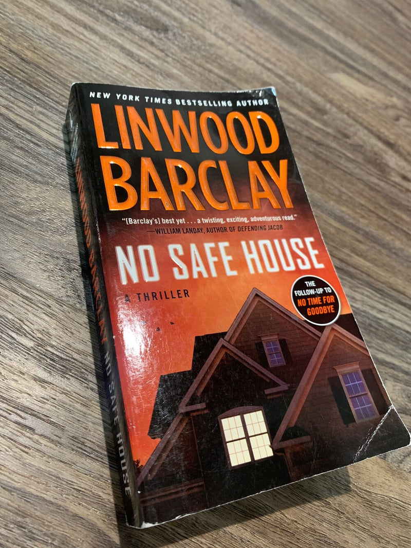 No Safe House - adult book