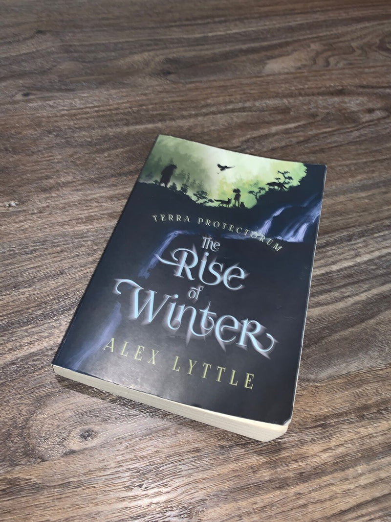 The Rise of Winter - kids book