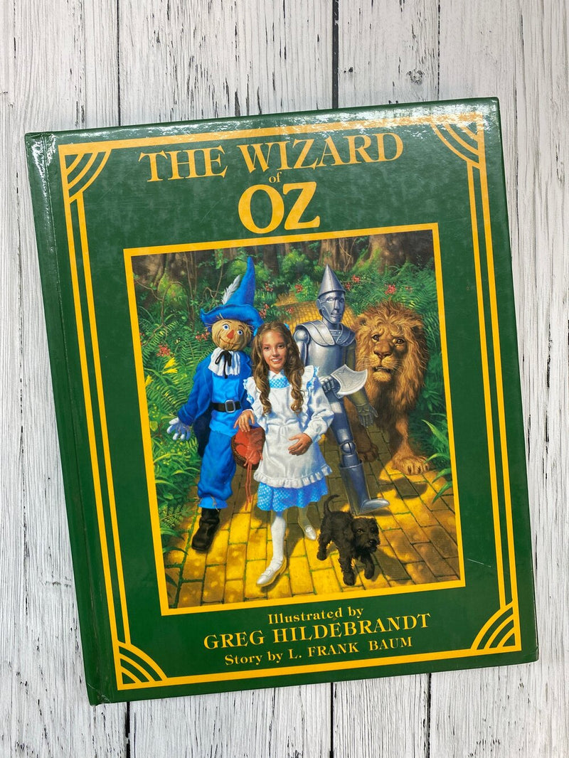 The Wizard of Oz - Kids books