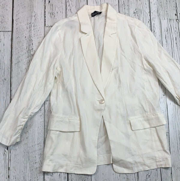 Jones white blazer - Hers L/14