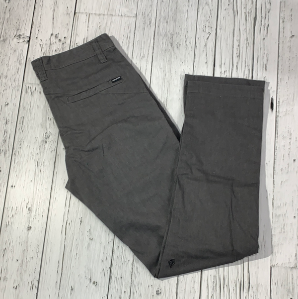 Volcom grey modern fit pants - Hers M/30