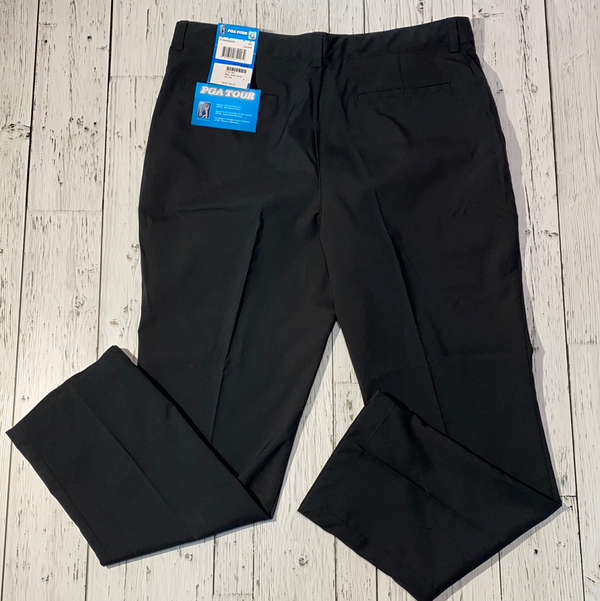 PGA Tour black golf pants - Boys 18/20 (XL)