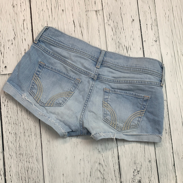 Hollister denim shorts - Hers XS/25
