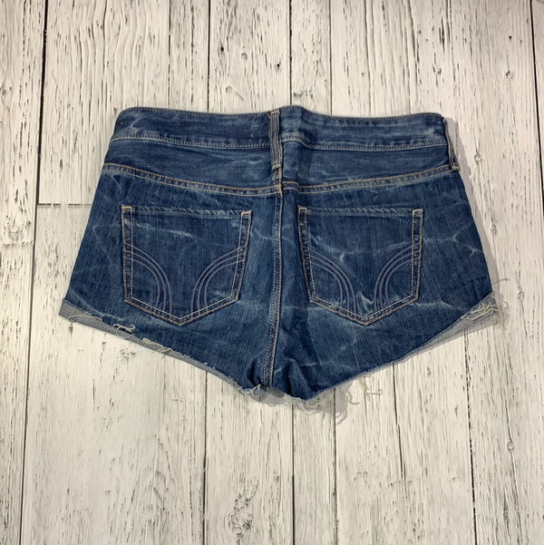 Hollister denim shorts - Hers S/28