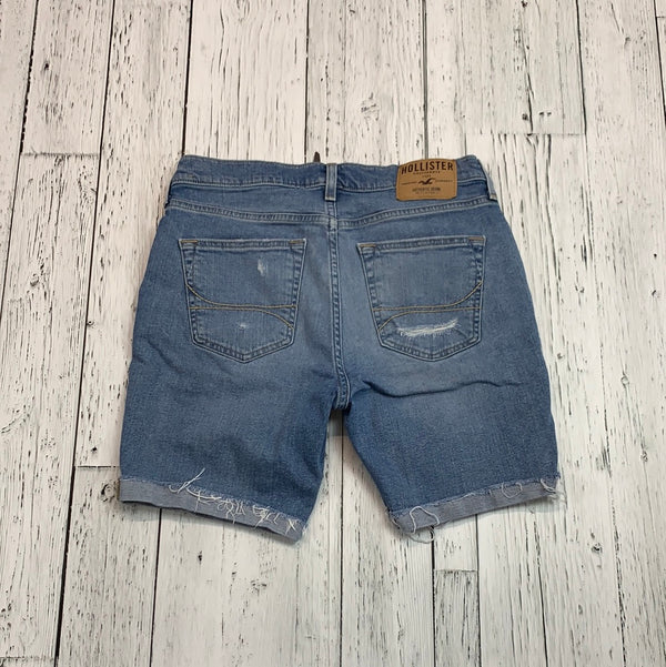Hollister distressed jean shorts - His S/30