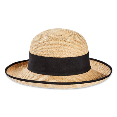 Tilley R2 Rebecca Straw Sun Hat in Natural