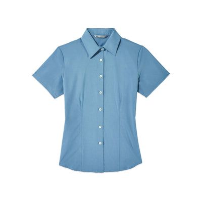 Tilley NW15 Tech AIRFLO® Shirt in Blue