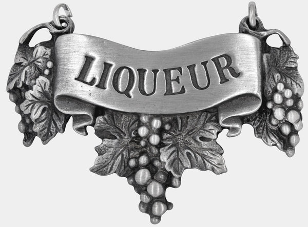 Liqueur Liquor Label