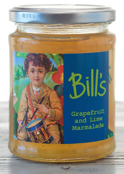 Bill's Grapefruit and Lime Marmalade