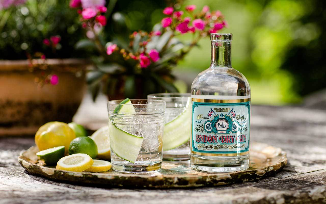 Bill's London Dry Gin