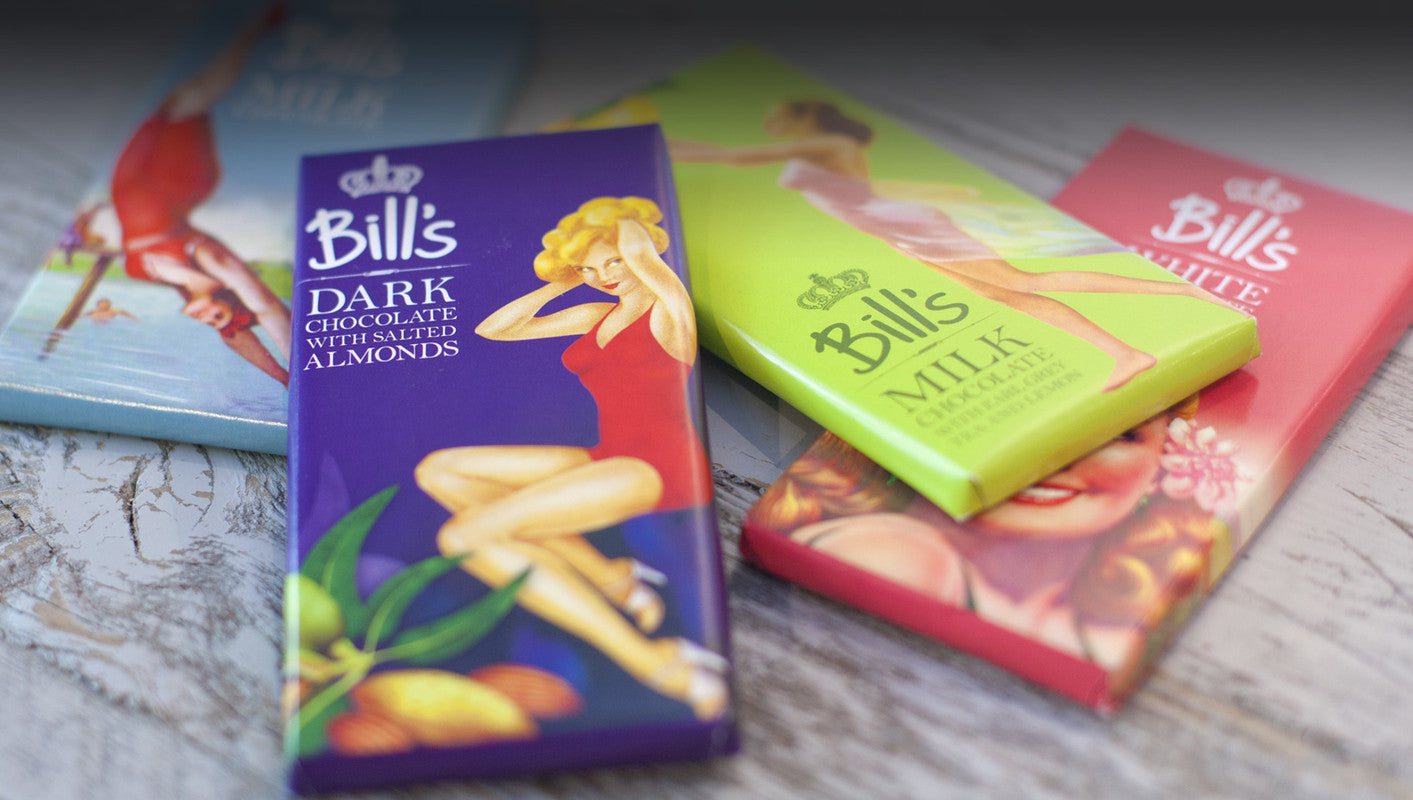 Bill's Chocolate Bars