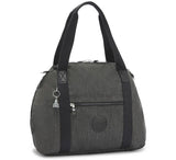 Kipling Art M Travel Tote - Black Peppery