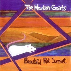 Mountain Goats - Beautiful Rat Sunset CD