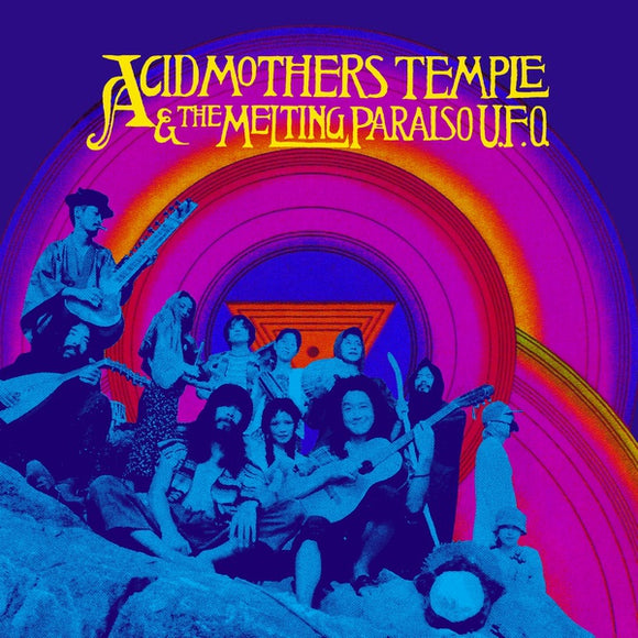 Acid Mothers Temple & The Melting Paraiso UFO - S/T 2xLP