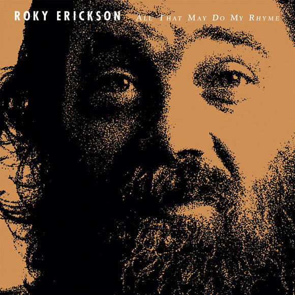 Roky Erickson - All That May Do My Rhyme LP