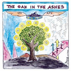 Amps For Christ - The Oak In The Ashes CD