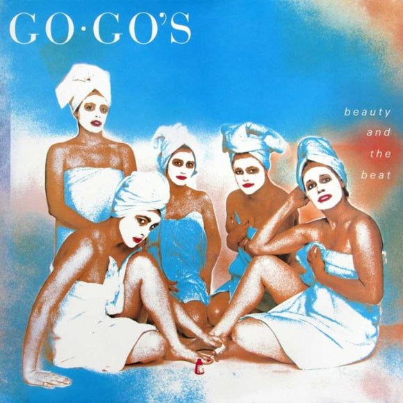 Go-Go's - Beauty & The Beat LP