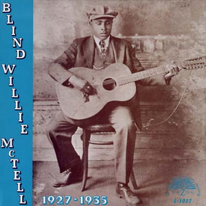Blind Willie McTell - 1927-1935 LP