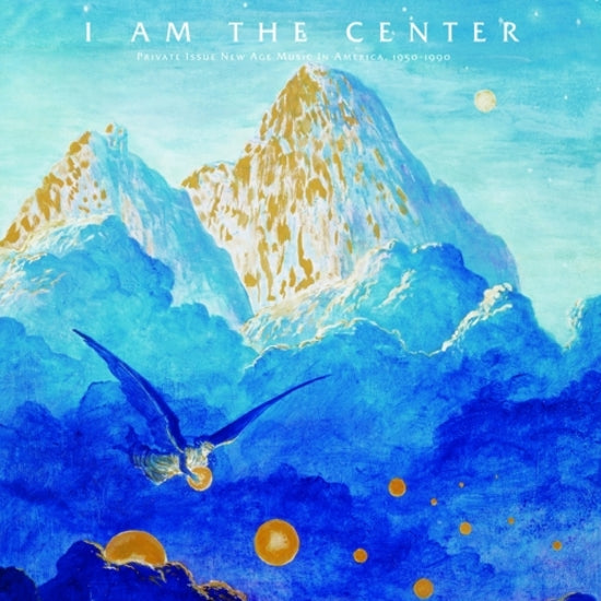 V/A - I Am The Center: Private Issue New Age Music In America 1950-1990 3xLP (Yellow Vinyl)