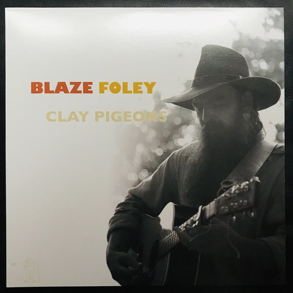 Blaze Foley - Clay Pigeons LP