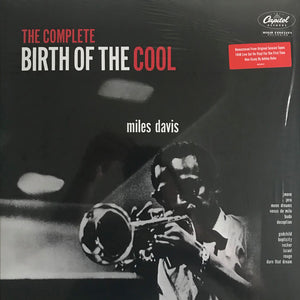 Miles Davis - Complete Birth Of The Cool 2xLP