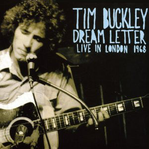 Tim Buckley - Dream Letter: Live In London 1968 3xLP