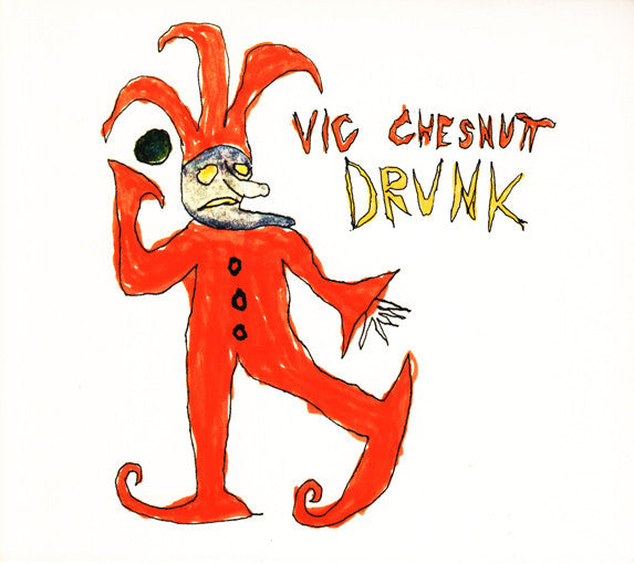 Vic Chesnutt - Drunk 2xLP