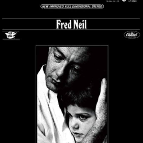 Fred Neil - S/T LP (Clear Vinyl)