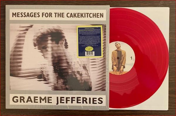 Graeme Jefferies - Messages For The Cakekitchen LP
