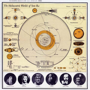 Sun Ra - The Heliocentric Worlds Of Sun Ra Volume Two LP