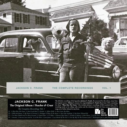 Jackson C. Frank - The Complete Recordings Volume One 2xLP