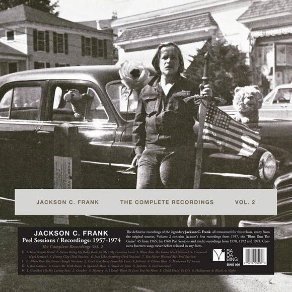 Jackson C. Frank - The Complete Recordings Volume Two 2xLP