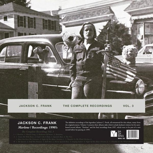Jackson C. Frank - The Complete Recordings Volume Three 2xLP