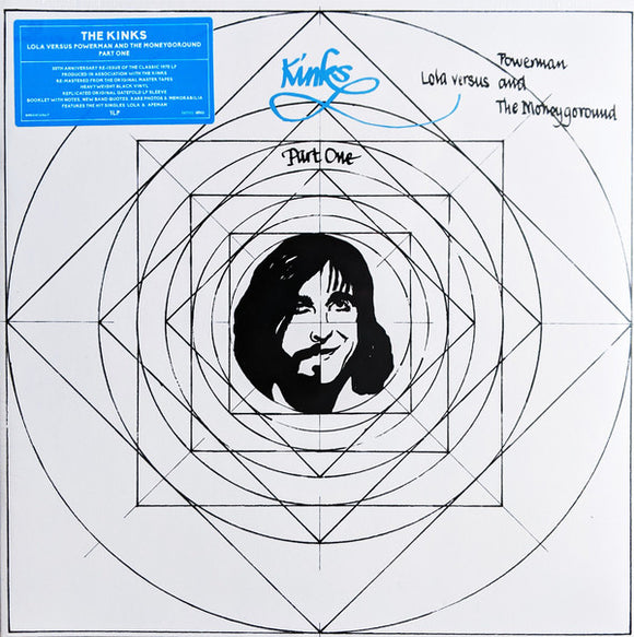 Kinks - Lola Versus Powerman & The Moneygoround: Pt. One LP