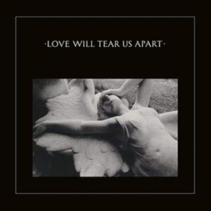 "Joy Division - Love Will Tear Us Apart 12"" EP"
