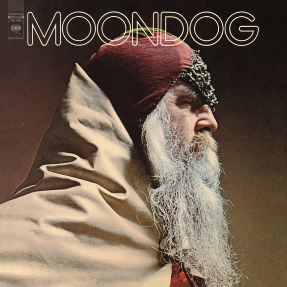 Moondog - S/T LP