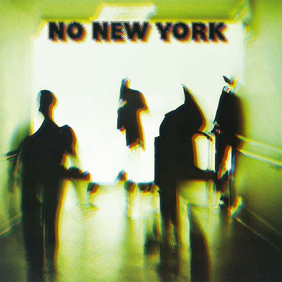 V/A - No New York LP