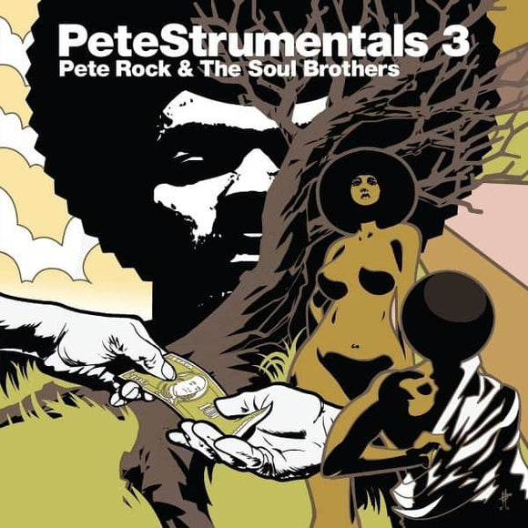 Pete Rock & The Soul Brothers - PeteStrumentals Three LP