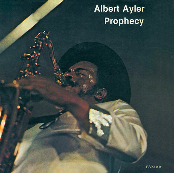Albert Ayler - Prophecy LP (Yellow Vinyl)