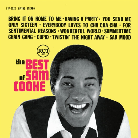 Sam Cooke - Best Of LP