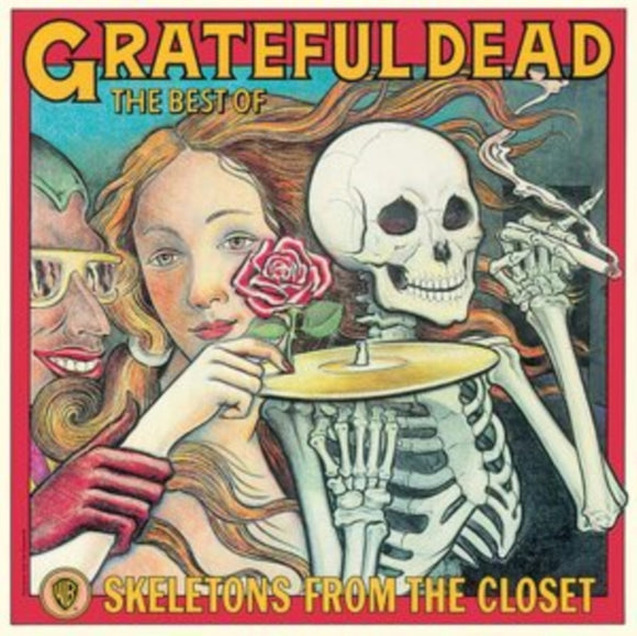 Grateful Dead - Skeletons From The Closet: The Best Of... LP