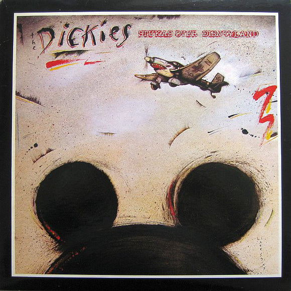 Dickies - Stukas Over Disneyland LP (Army Green Vinyl)