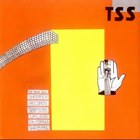 Secret Stars - TSS CD