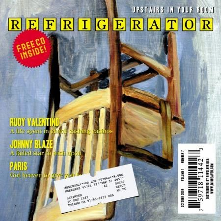 Refrigerator - Upstairs In Your Room CD