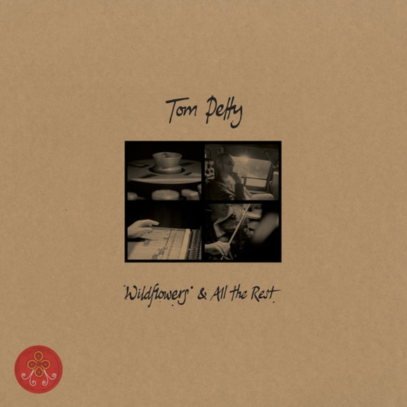 Tom Petty - Wildflowers & All The Rest 3xLP