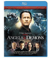 Angels and Demons [Blu-ray] NEW