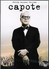 Capote (DVD, 2006, Widescreen) New - Fast Shipping