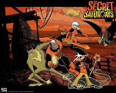 Cartoon Network: Secret Saturdays - Volume One (DVD, 2009)